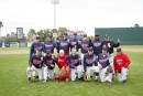 The 2012 Blue Division Champions - Cuban Stingers managed by Lee Stange and Tony Oliva.