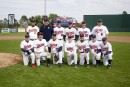 "Red Division Champions in 2012, were the ""Horse Racers"" led by Tim Laudner and Frank Viola."