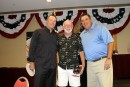"Lloyd ""Papa Smurf"" Pallansch was recognized as the Over 50 Twins Camp MVP by former Twins greats, Tom Brunansky and Kent Hrbek."