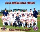 "The ""Hrbekskis"" led by Twins Sluggers, Kent Hrbek and Tom Brunansky!"